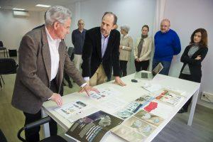 2016-04-29_ Visita de Jon Kabat-Zinn al Instituto esMIndfulness, foto VICTOR SALGADO