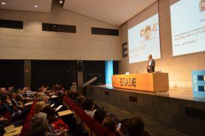 Conferencia en ESADE 2015