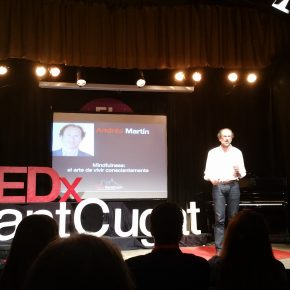 Mindfulness en TED, con Andrés Martín