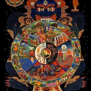 El gran descubrimiento del Buddha, La Originación Dependiente